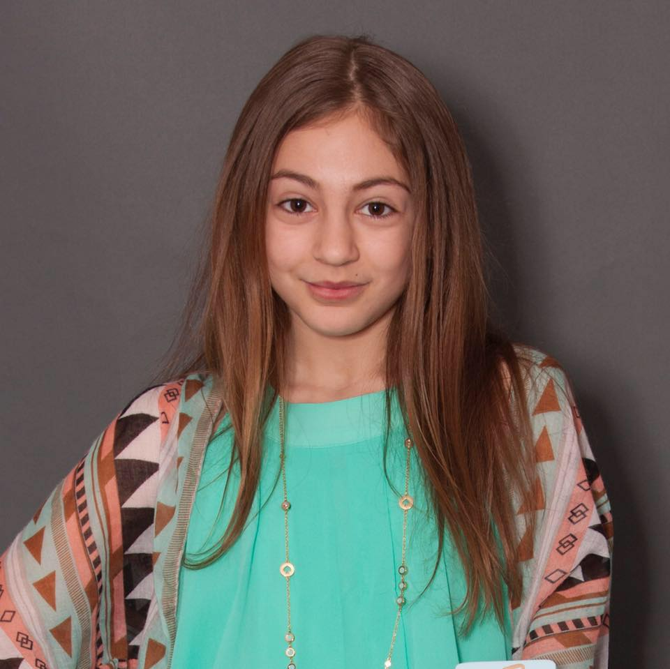 Milana Marie Mascia Girl Pow R